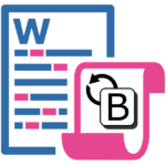 Word File Loop Format With Macro