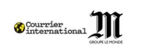 logo of courrier international