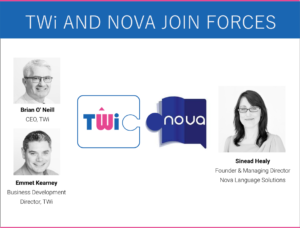 Nova Language Solutions Joins Forces With TWi